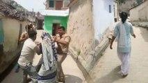 गुरु ने शिष्या को नशीली दवा पिलाकर किया दुष्कर्म, पुलिस गिरफ्त में भीड़ ने आरोपी को जमकर पीटा