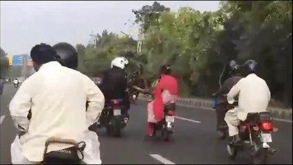 DOLPHIN Police serving Girls at Mughalpura