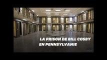 Bill Cosby va séjourner au moins trois ans dans cette prison neuve mais déjà au cœur d'une polémique