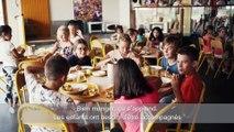 La restauration scolaire à Valbonne Sophia Antipolis
