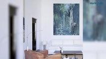 Un appartement haussmannien et design à la fois !