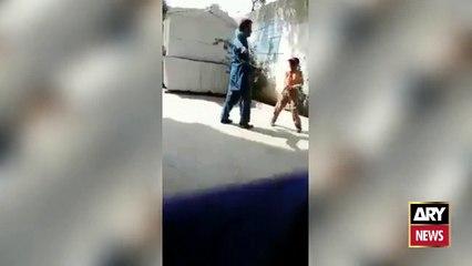 تلہ کنگ میں استاد کا بچہ پر بہیمانہ تشدد