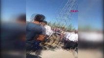 Şanlıurfa Hilvan'da Dedaş Ekibine Saldırı 3 Yaralı