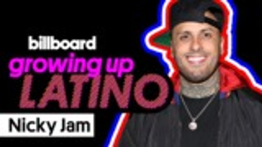 Nicky Jam Talks Listening to José José, Best Puerto Rican Food & More | Growing Up Latino