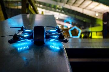 DRL 2018 Level 2: Skatepark LA | Drone Racing League
