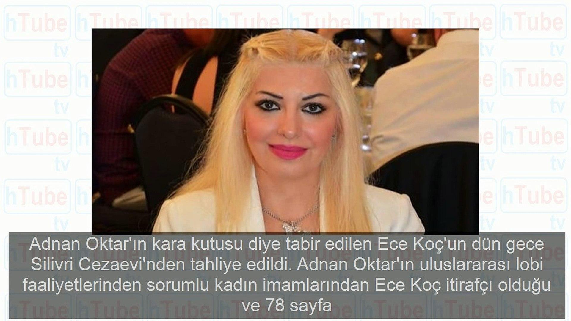 Adnan Oktar'ın 30 yıllık kara kutusu Ece Koç'tan bomba ifşalar!