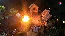 31 acteurs accidentellement brûlés sur un tournage
