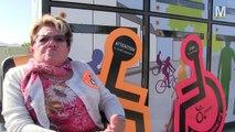 l'association des handicapés de France (APF) se mobilise pour dénoncer le manque d'accessibilité