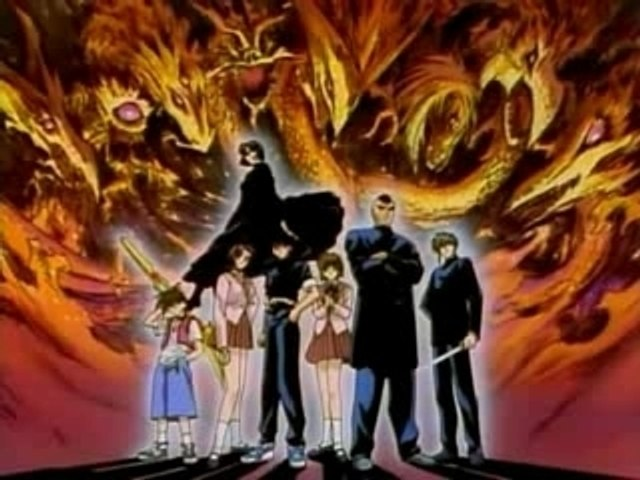 Flame of Recca 03 VOSTFR
