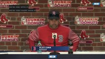 Red Sox Extra Innings: Alex Cora Details Rafael Devers' Growth