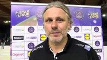 Christian Gaudin coach Cesson Rennes