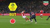 But Xavier CHAVALERIN (2ème) / Paris Saint-Germain - Stade de Reims - (4-1) - (PARIS-REIMS) / 2018-19
