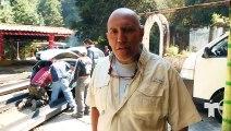 José José   Detrás de cámaras: Así se grabó la muerte del Chumo en José José