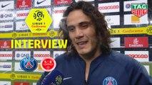 Interview de fin de match : Paris Saint-Germain - Stade de Reims (4-1)  - Résumé - (PARIS-REIMS) / 2018-19