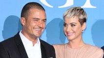 Katy Perry and Orlando Bloom Make Their Red Carpet Debut