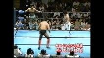 Tsuyoshi Kikuchi/Yoshinari Ogawa vs Daisuke Ikeda/Takeshi Ono (All Japan June 29th, 1997)