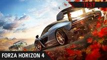 TEST Forza Horizon 4 sur Xbox One et W10