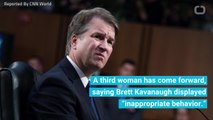 Woman Gives Statement On Kavanaugh's Behavior During High School Parties