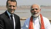 PM Modi & Emmanuel Macron को UN ने दिया Champions of The Earth Award | वनइंडिया हिंदी