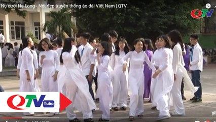Nụ cười Hạ Long - Duyên dáng áo dài - QTV