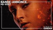 X-MEN - DARK PHOENIX : bande-annonce [HD-VOST]