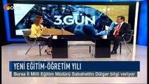 3. Gün - Bursa İl Milli Eğitim Müdürü Sabahattin Dülger - 26-09-2018