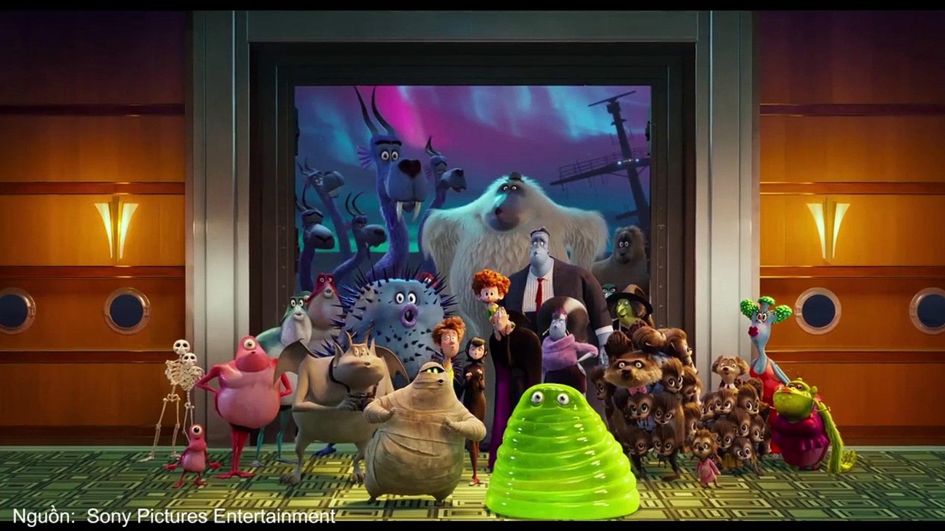 6 bộ phim hoạt hình Hollywood làm mưa làm gió nửa cuối năm 2018