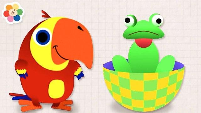 Huevos Sorpresa con Vocabu-Larry-o - Instrumentos Musicales y Mucho Más | BabyFirst Español