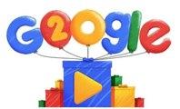Google'dan 20. yaş günü videosu
