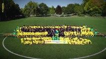 Ecole de foot : making-of des photos officielles