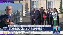 """Congrès des régions: """"Nous n'avons pas eu de réponses du Premier ministre"""", estime Dominique Bussereau"""