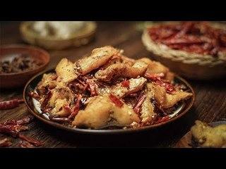 【magic food】麻、辣、鲜、香扑鼻的香气让鱼吃起来一点都没有鱼腥味,没错,就是这道超下酒的麻辣鱼块
