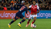Paris-Reims: Neymar Jr skills