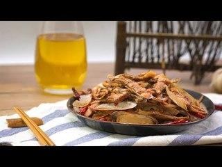 【magic food】酱汁香浓美味 蛏肉入味弹牙