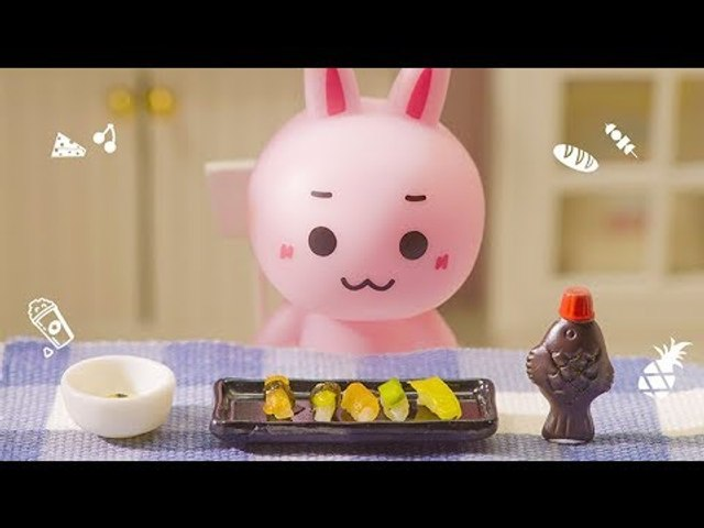 【魔力美食】一粒米寿司