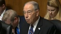 Sen. Chuck Grassley Apologizes To Christine Ford And Brett Kavanaugh