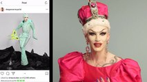 Sasha Velour Breaks Down Her Favorite Instagram Follows
