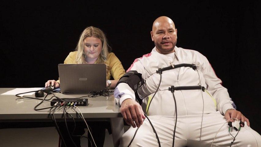 Fat Joe Takes A Lie Detector Test