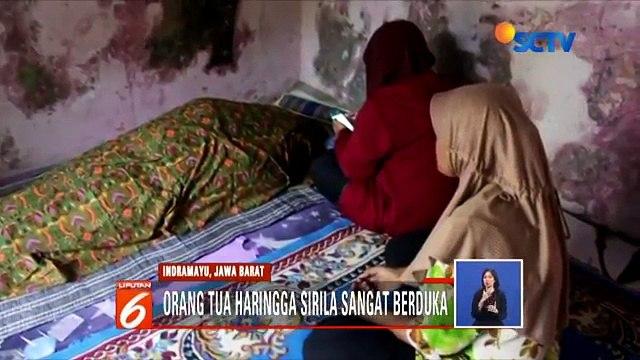Isak Tangis Keluarga Sambut Kedatangan Jenazah Suporter Persija di Indramayu - Liputan6 Siang