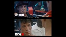 Rocky IV (1985) Vs Creed II (2018)