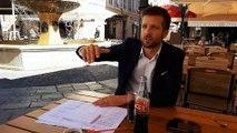 Christophe Pierrel, candidat aux municipales à Gap, lance sa feuille de route pour 2020