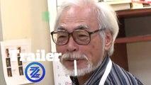 Never-Ending Man: Hayao Miyazaki Trailer #1 (2018) Hayao Miyazaki Documentary Movie HD