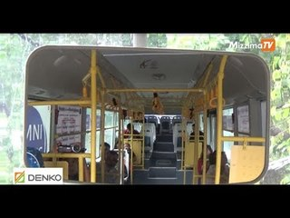 YBS (Airport Shuttle Bus ) ယာဥ္လုိင္းသစ္ ေျပးဆြဲ