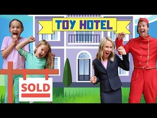 The NEW Toy Hotel