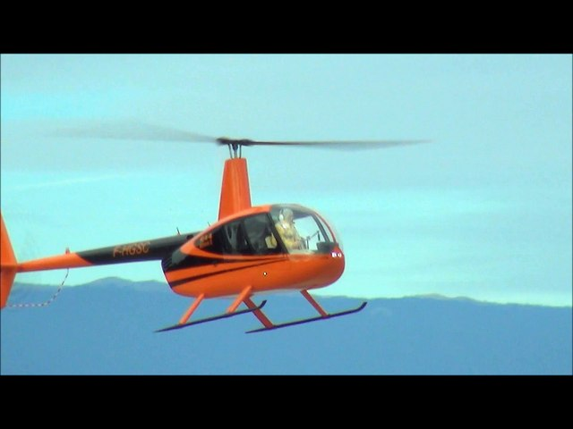 R44 Red lodge Helicopters