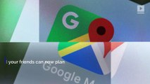 Google Maps Rolls out Group Planning Feature