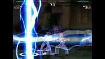 Kung Fu Man and Kung Fu Girl vs. Kung Fu Man (x2)