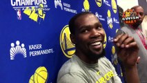 Kevin Durant on turning 30 & reflects on his legacy so far in the NBA, says he might retire at 32