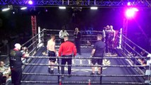 Liam Wells vs Scott James (21-09-2018) Full Fight