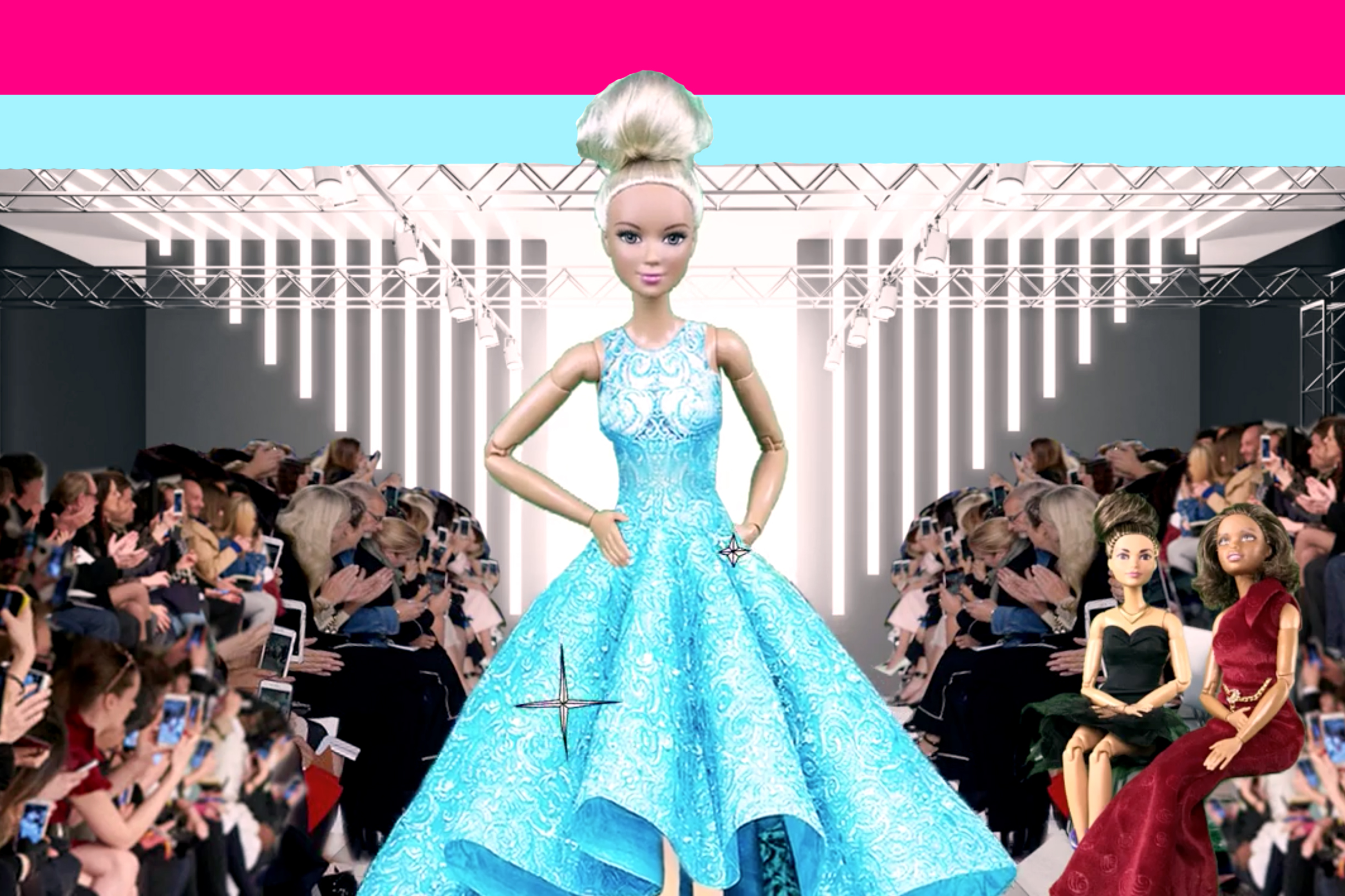 #2 The Contest | Kimberly, Perla & Vanessa at the Doll City Fashion Show